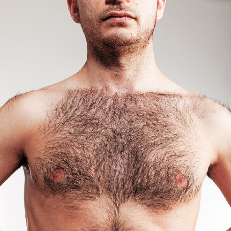 Stomach Chest Hair Grooming Guide Tips